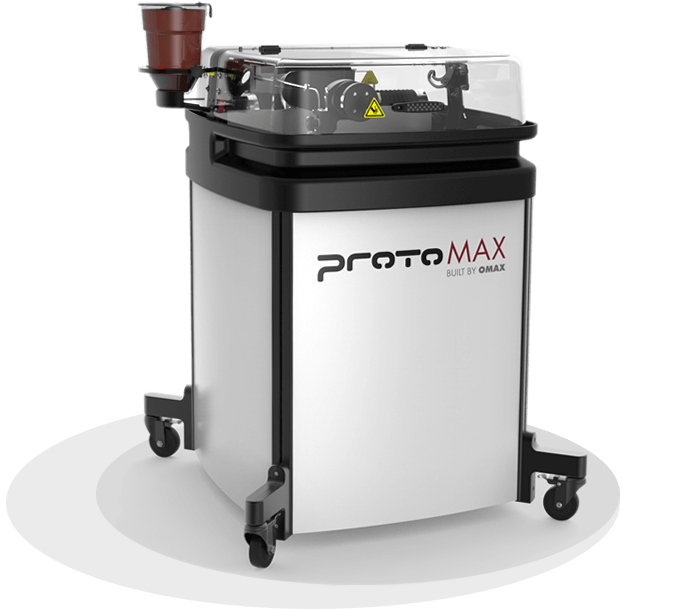 OMAX社製ウォータージェット 『PROTO MAX』